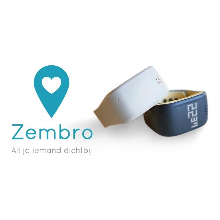 bestel online de zembro alarm armband voor senioren. Black Bedroom Furniture Sets. Home Design Ideas