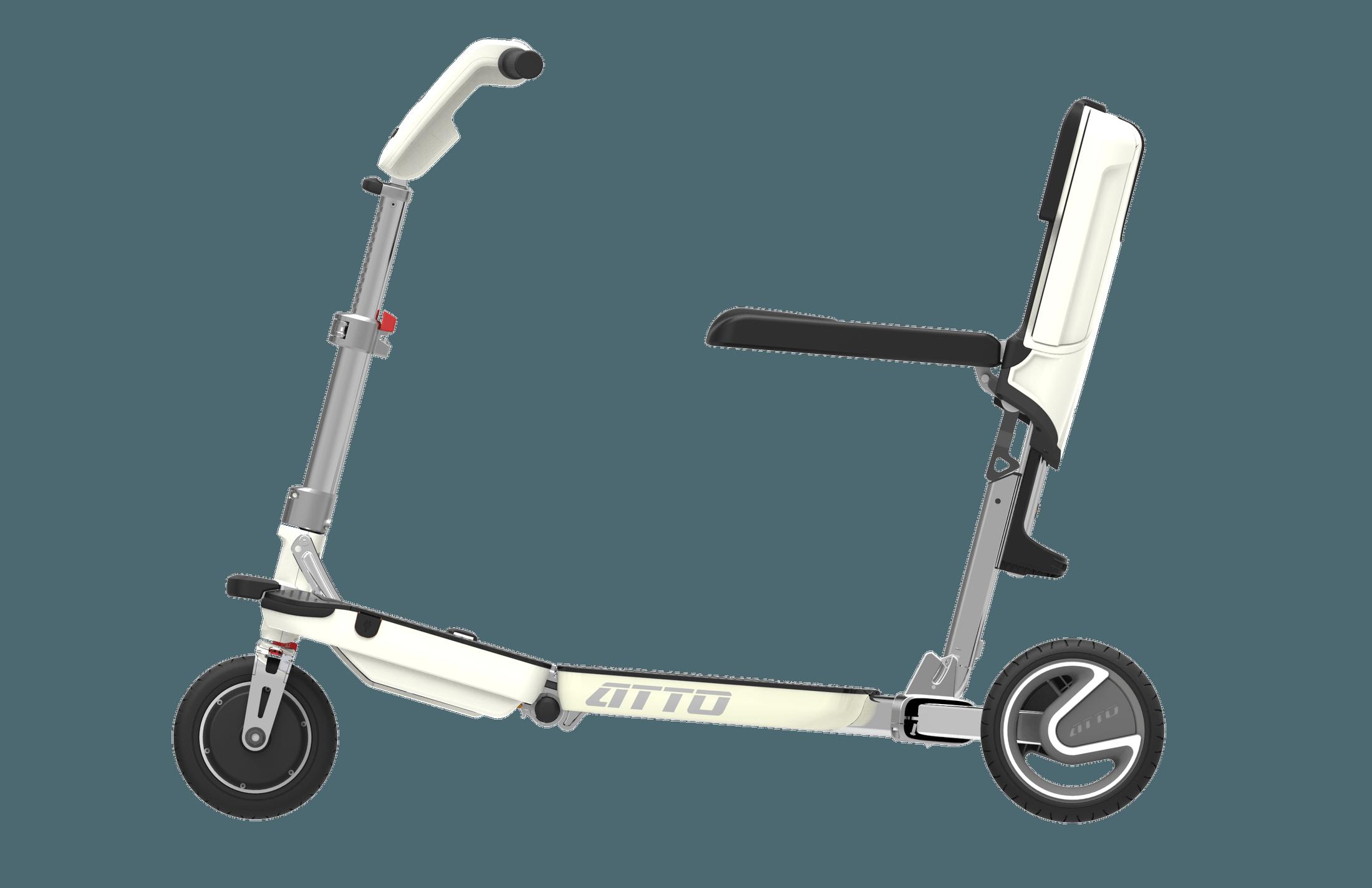 De meest geavanceerde mobiliteitsscooter